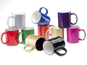 Metallic Sublimation Mug