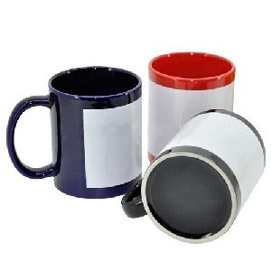 Patch Sublimation Mug