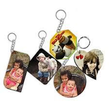 Sublimation Acrylic Keychain