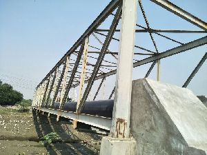 Steel Bridge Fabrication Services