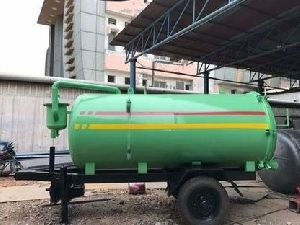 Trailer Mounted Sewer Suction Machine