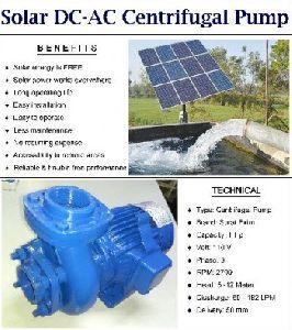 Solar Centrifugal Pump