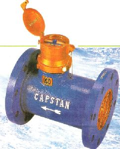 Capstan Industrial Water Meter