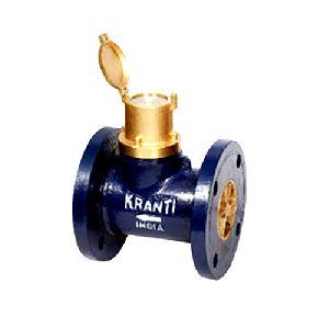 Kranti Industrial Water Meter