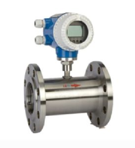 Turbine Type Digital Flow Meter