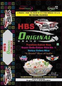 HBS Original Colom Rice