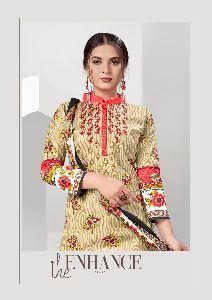 Kum Kum Aafiya Vol-2 Pure Cotton Collection