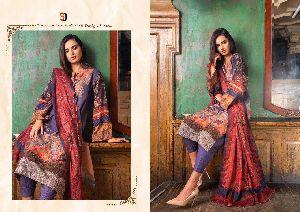 Shraddha Designer Sobia Nazir Vital Vol 2 Lawn Cotton