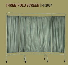 Three Fold Screen