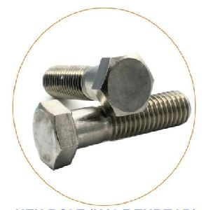 Half Thread Hex Bolt