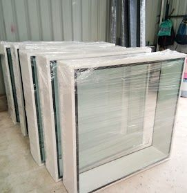 Double Glazed Glass Window