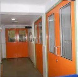 Scientific Door