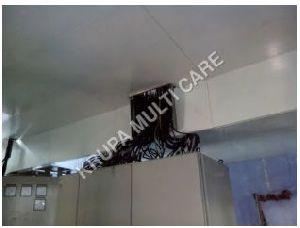 Walkable False Ceiling