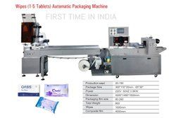 Semi Automatic Facial Tissue Making Machine