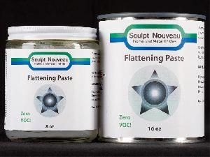 Flattening Paste Sealer