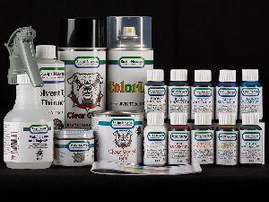 Solvent Dye Kit