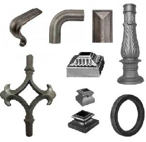 Wrought Iron Castings