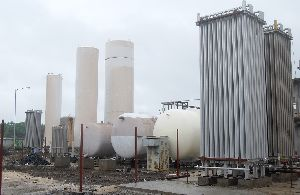 Installation of Cryogenic Tanks