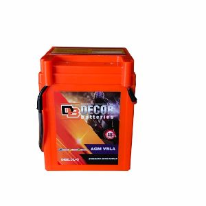 DB2.5-LC 12V Battery for Bike