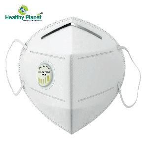 Healthy Planet N95 Face Mask With Respiratory Valve