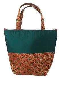 Silk Tote Bag
