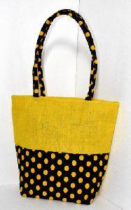 Stylish Jute Tote Bag