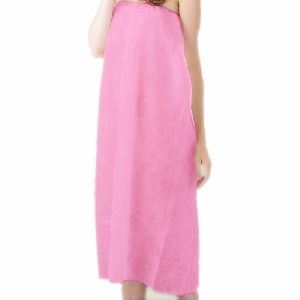 Spa Gown Non Woven Fabric