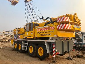 100 Ton Demag AC 265 All Terrain Crane