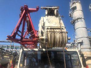 100 Ton Liebherr LTM 1090 All Terrain Crane