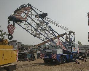 125 Ton Lorain MC 9115 Truck Lattice Crane