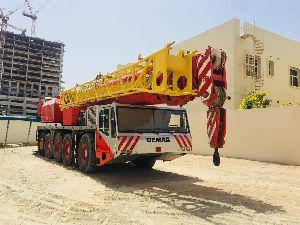 150 Ton Demag AC 265 All Terrain Crane