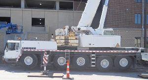 150 Ton Liebherr LTM 1120-1 All Terrain Crane
