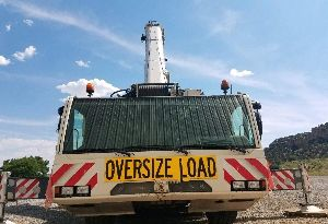 200 Ton Demag AC200-1 All Terrain Crane