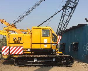 25 Ton P&H 325 Crawler Lattice Crane