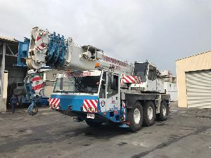 50Ton Demag AC155 All Terrain Crane