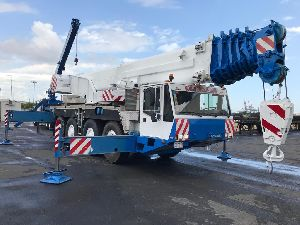 80 Ton Demag AC205 All Terrain Crane