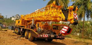 80 Ton Grove TM800 Telescopic Crane