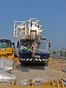 80 Ton Krupp KMK 4080 All Terrain Crane