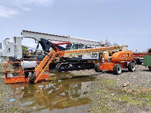 86 Feet JLG 860SJ Boom Lift