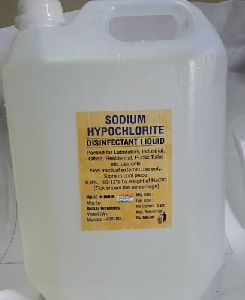 Sodium Hypochlorite Disinfectant Liquid