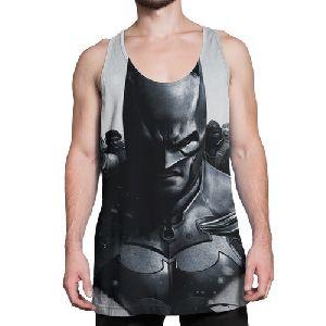Mens Designer Tank Top