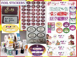 Foil Sticker