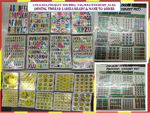 Zagmag Stickers