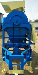 Single Shaft Thresher