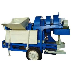 Triple Shaft Thresher