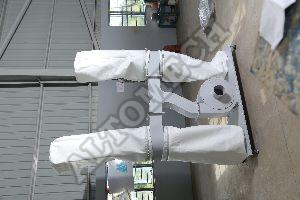 dust collector for flour mill