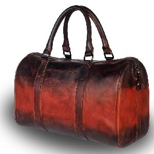 18AB-130 Vintage Duffel Bag