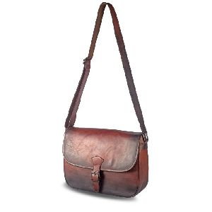18AB-186 Vintage Messenger Bag