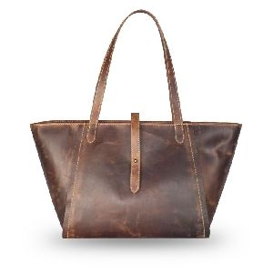 19-1963 Vintage Shopper Bag