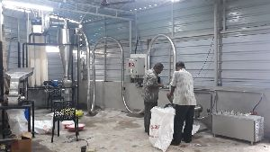 Stainless Steel Dryer Machine